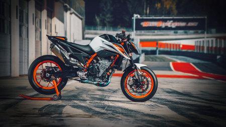 2020款KTM 890 Duke R摩托车极品游戏桌面精选4K+高清壁纸