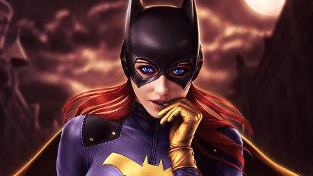 蝙蝠少女漫画极品游戏桌面精选4K+高清壁纸