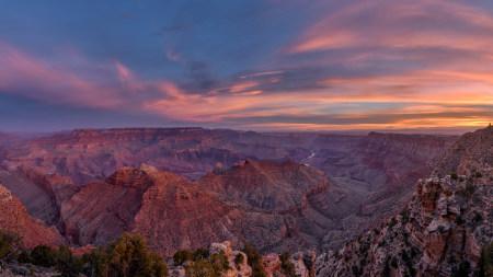 美国大峡谷国家公园Navajo Point极品游戏桌面精选4K+高清壁纸