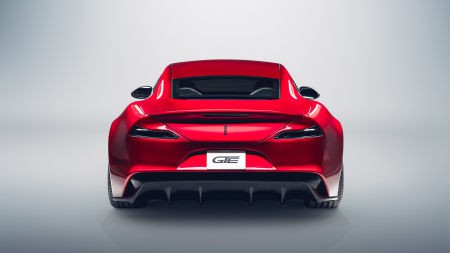 2020款Drako GTE电动超级跑车极品游戏桌面精选4K+高清壁纸