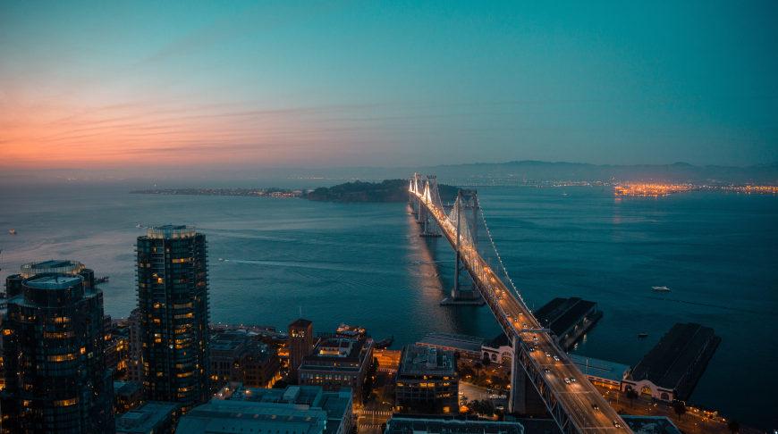 美丽城市夜景高端桌面4K+高清壁纸图片