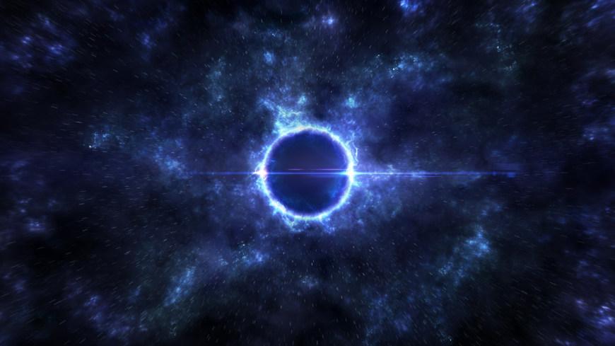 宇宙黑洞高端桌面4K+高清壁纸图片