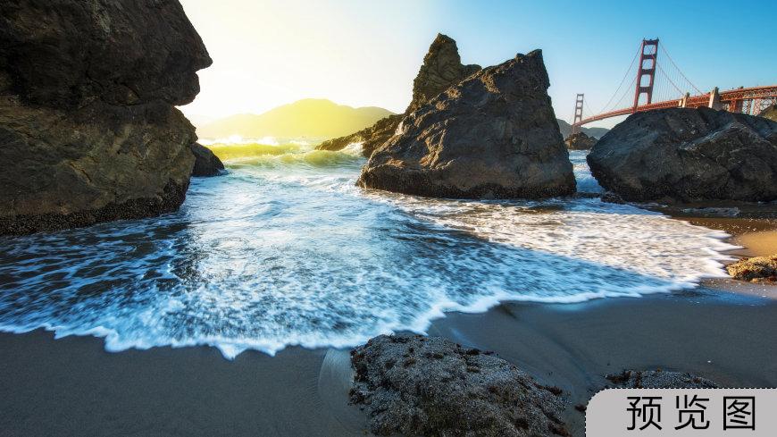 旧金山河谷风景高端桌面4K+高清壁纸图片