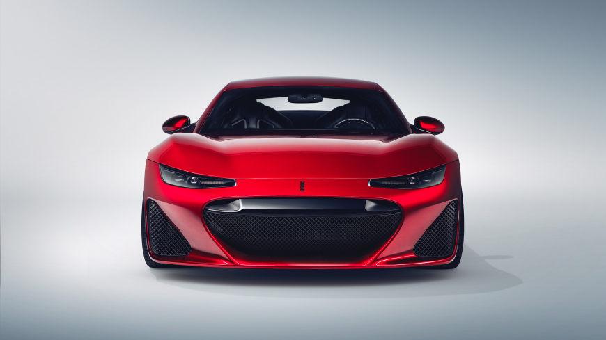 2020款Drako GTE电动超级跑车百变桌面精选高清壁纸